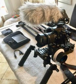 Canon EOS 60D+EFS  Corredo Video