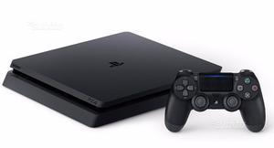 Consolle Playstation 4 slim 1Tb + giochi