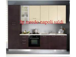 Promozione in outlet arredo completo posot class for Cucina economica moderna