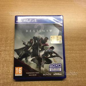 Destiny 2 ps4 ita
