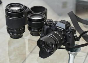 Fuji XT 1 pro corredo fotografico