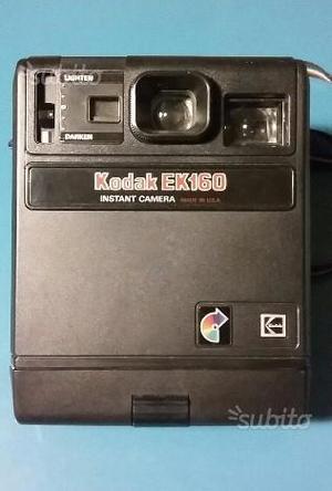 Kodak EK 160 instant camera