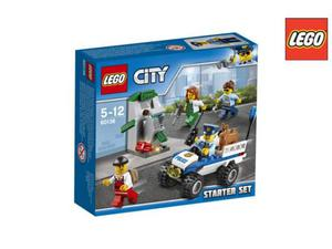 Lego city starter set della polizia