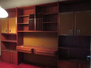 Libreria in legno anni 60