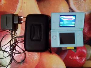Nintendo DSlite e 4 videogiochi