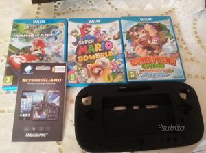 Nintendo Wii U Giochi e accessori nuovi