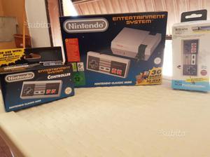 Nintendo classic mini + 2 controller NUOVI
