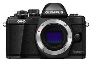 Olympus OM-D E-M10 Mark II +  F/ EZ