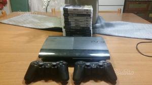 PS3 2 joypad 13 giochi