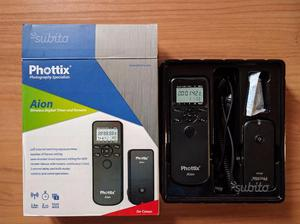 Phottix Aion Telecomando Wireless x Canon