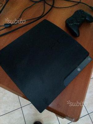 PlayStation 3 Fat 120 gb con joystick