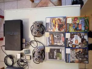 Playstation 2 + playstation 1