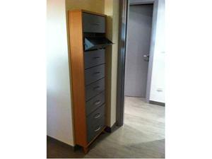 Mensola porta cd in metallo color grigio ikea posot class - Ikea porta cd ...