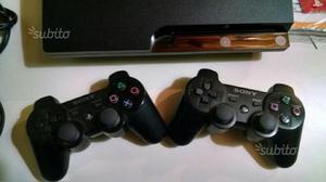 Ps3 slim più 2 Joystick e GTA5