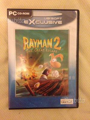 RAYMAN 2 The Great Escape PC