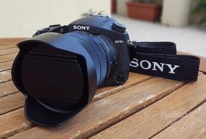 Sony RX10 mark III come nuova