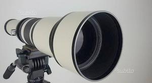 Super Telezoom mm  per Canon EOS