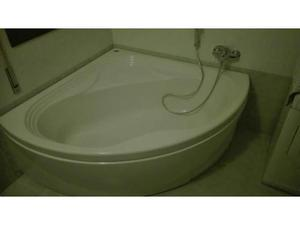 Vasca da bagno ad angolo in vetroresina posot class - Vasca da bagno ad angolo ...