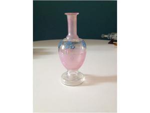 Vaso vetro rosa