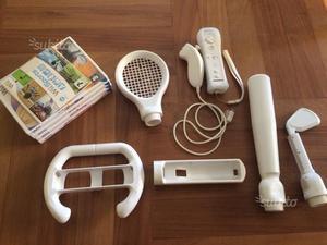 Videogiochi Nintendo Wii + accessori