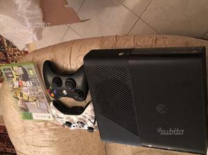 Xbox 360 + giochi + controller