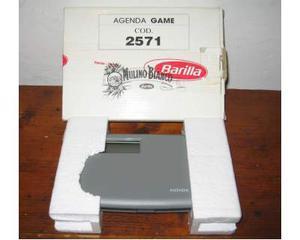 Agenda Game (raccolta punti mulino bianco barilla anni 90)