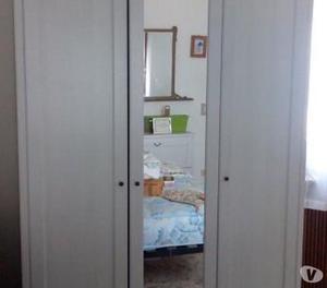 Armadio ikea aspelund 3 ante con specchio posot class - Ikea armadio con specchio ...