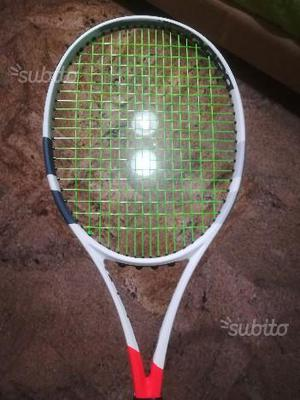 Babolat pure strike x19 project one 7