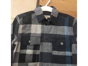 Camicia burberry 4 anni