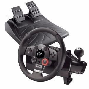 Driving Force GT con Gran Turismo 6 in OMAGGIO
