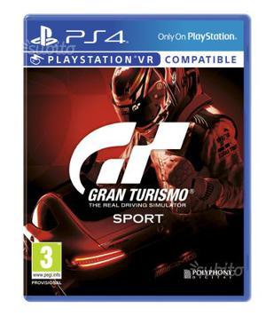 Gt Sport Gran Turismo Sport Nuovo