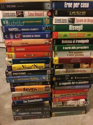 Lotto 44 VHS film d autore sa prezzo regalato
