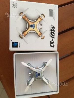 Mini drone con fotocamera wifi