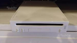 Nintendo Wii accessori e due controller completi
