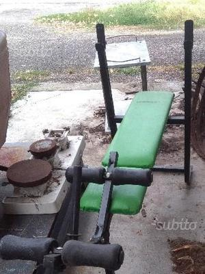 Panca per sollevamento pesi