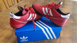 Scarpe calcetto/ calcio a 5 Adidas Kaiser 5 n.42