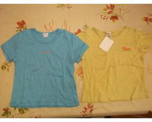 T shirt IANA maglietta + t shirt BLM gialla NUOVE 5 anni