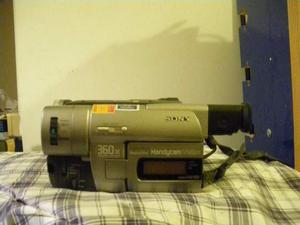 Telecamera digitale Sony handicam
