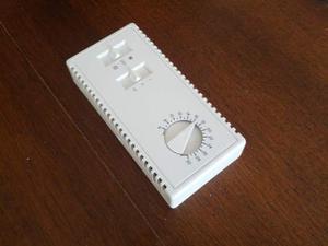 Termostato ambiente + controllo fan-coil - nuovo