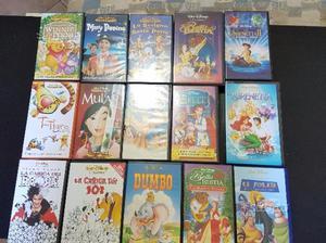 Videocassette originali Disney