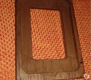 placche vimar idea in legno rovere