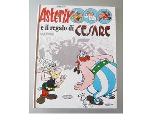 Asterix e il regalo di cesare mondadori  goscinny uderzo