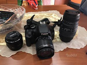 Canon 600D + 50mm + sigma +