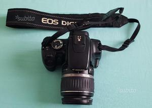 Canon eos 400d + ob. efs