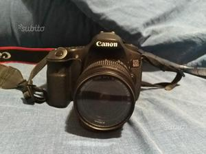 Canon eos 60d più obiettivi ed accessori