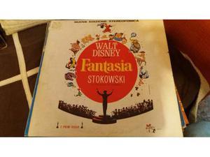 Disco 33 Giri Walt Disney Fantasia Stokowski vinile Torino