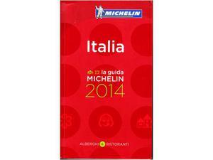 Guida michelin italia s.marino  alberghi ristoranti