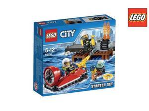 Lego city starter set pompieri