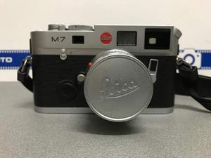 Leica M7 Body + Leica Summicron M 50mm f/2 Type2 - Usato