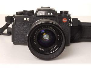 Leica R5 con Leica Vario-Elmar-R mm f.